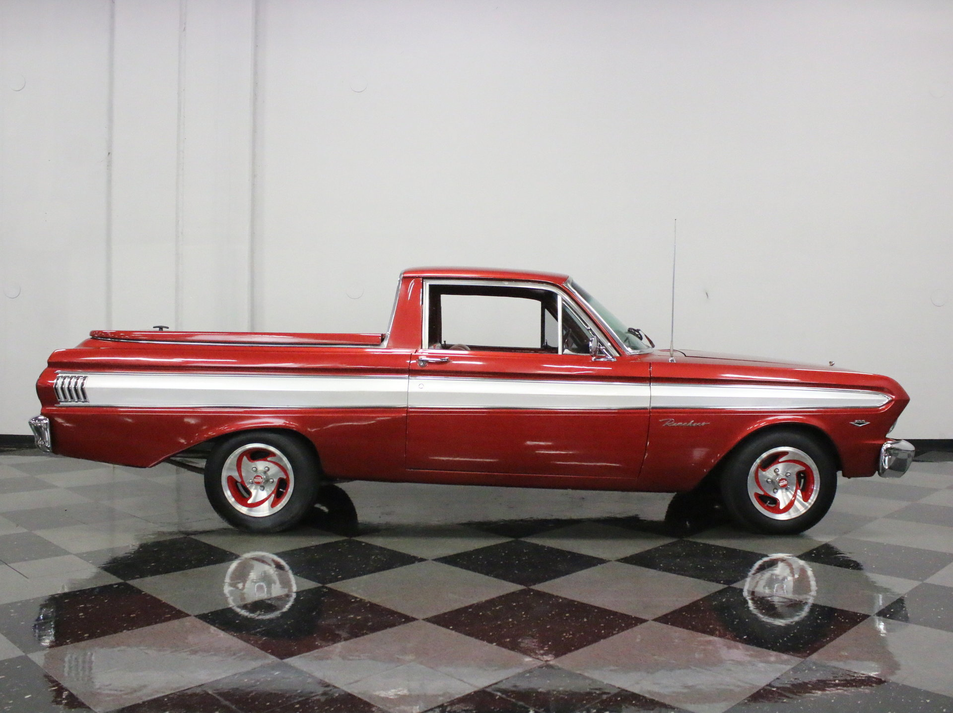 1964 Ford Ranchero Streetside Classics The Nations Trusted Rear End Codes View 360