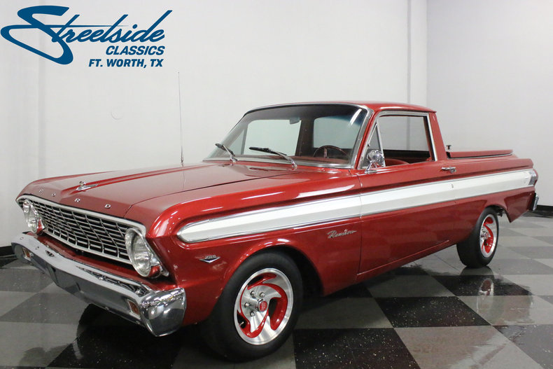 For Sale: 1964 Ford Ranchero