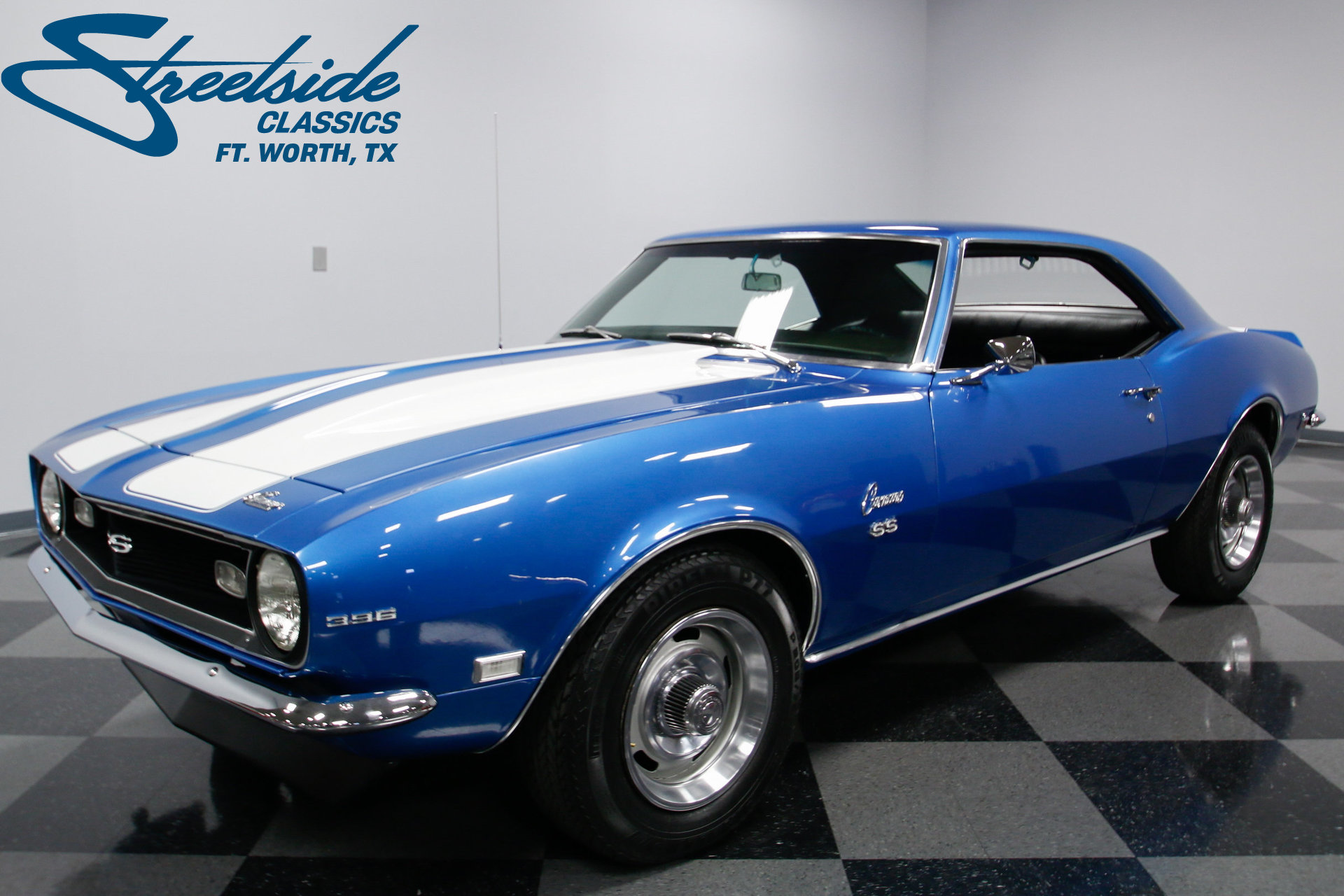 1968 Chevrolet Camaro Streetside Classics The Nations Trusted Ss Show More Photos
