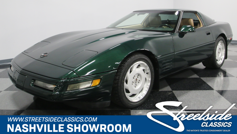 For Sale: 1992 Chevrolet Corvette