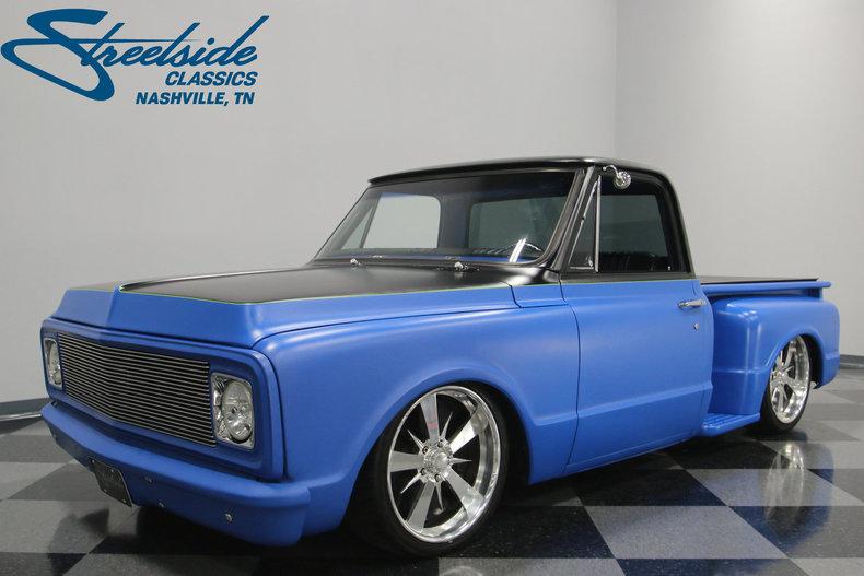 For Sale: 1970 Chevrolet C10