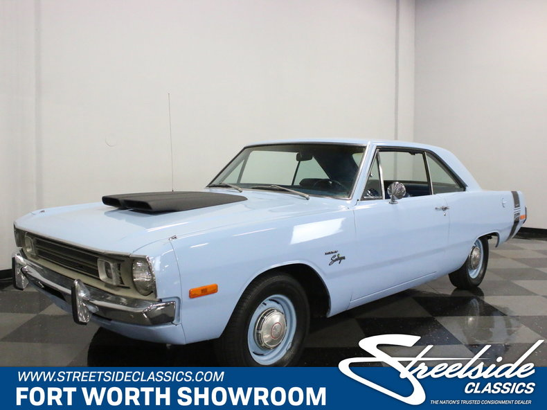 For Sale: 1972 Dodge Dart
