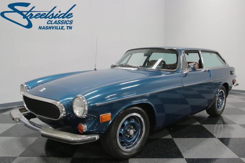 For Sale: 1973 Volvo P1800ES