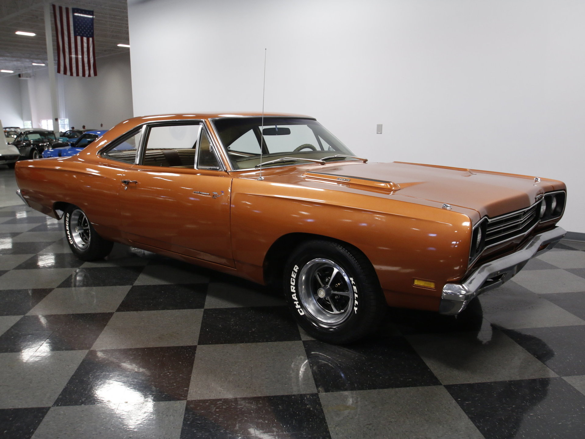 1969 Plymouth Road Runner Streetside Classics The Nations 69 Wiring Diagram Spincar View Play Video 360
