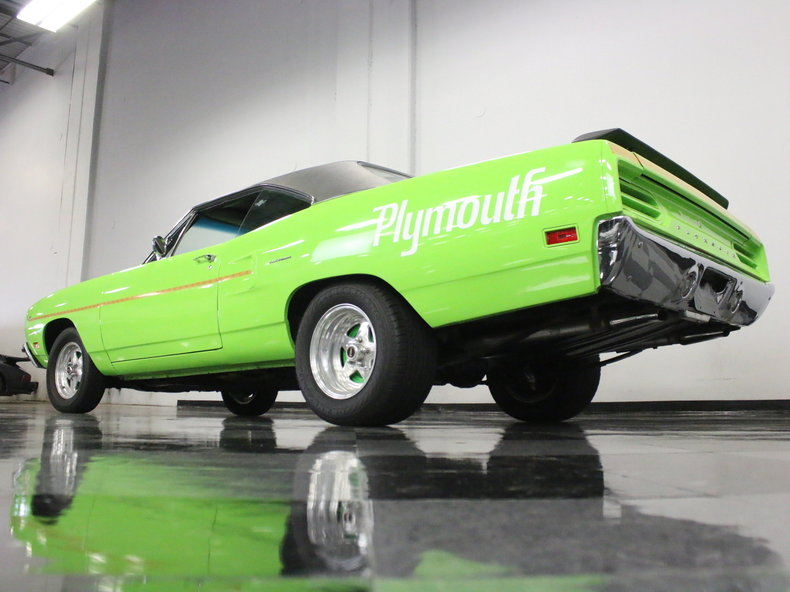 1970 Plymouth Road Runner Streetside Classics Classic Exotic Car Consignment Dealer