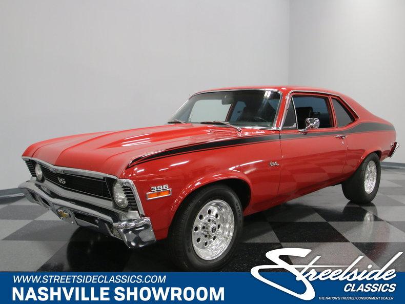For Sale: 1972 Chevrolet Nova