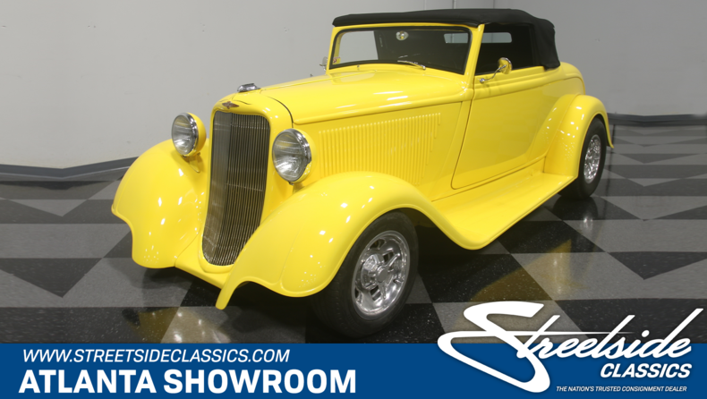 For Sale: 1933 Dodge Cabriolet