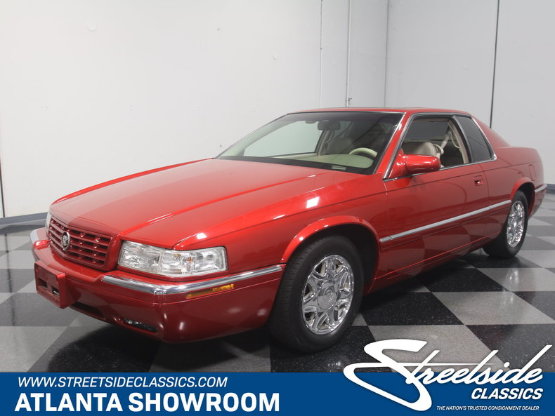 For Sale: 1996 Cadillac Eldorado