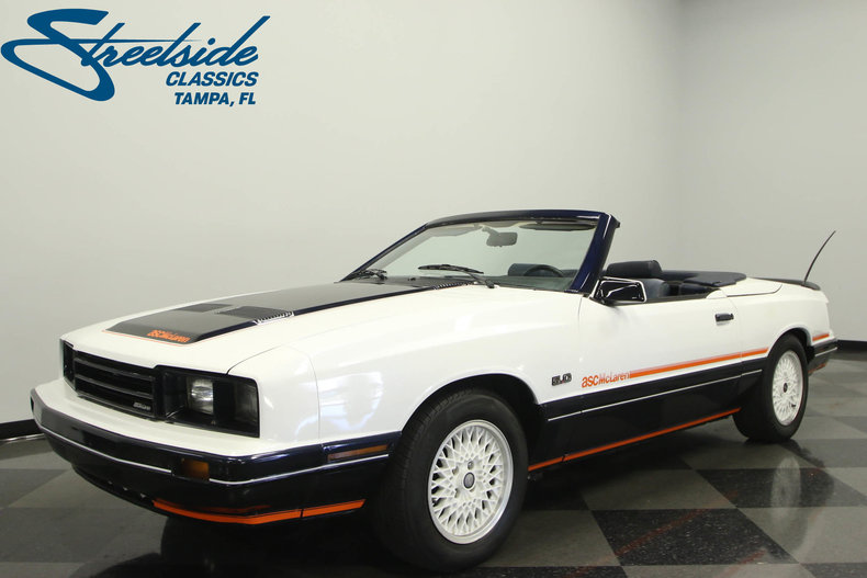 For Sale: 1985 Mercury Capri