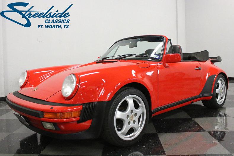 For Sale: 1988 Porsche 911