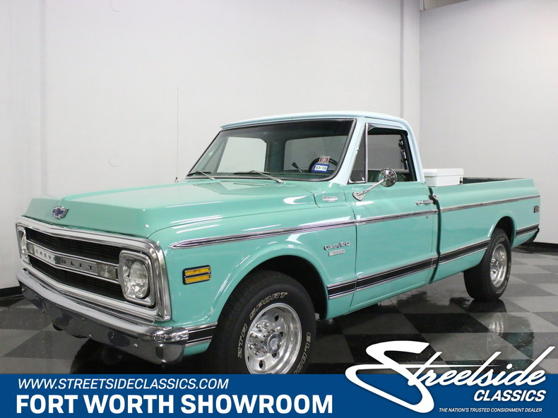 For Sale: 1969 Chevrolet C20