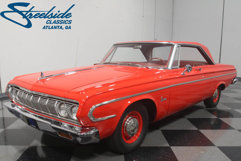 For Sale: 1964 Plymouth Belvedere