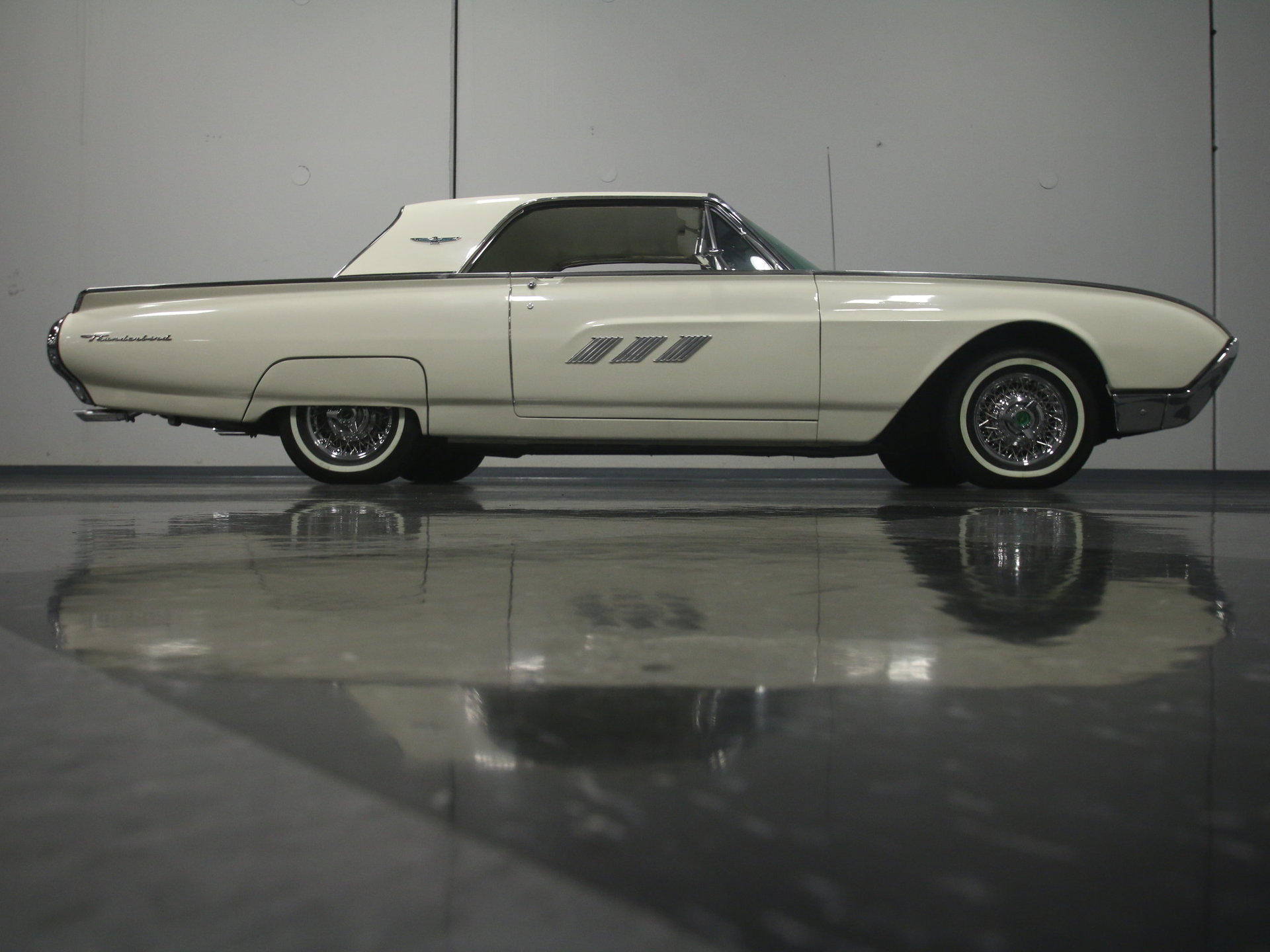1963 Ford Thunderbird For Sale