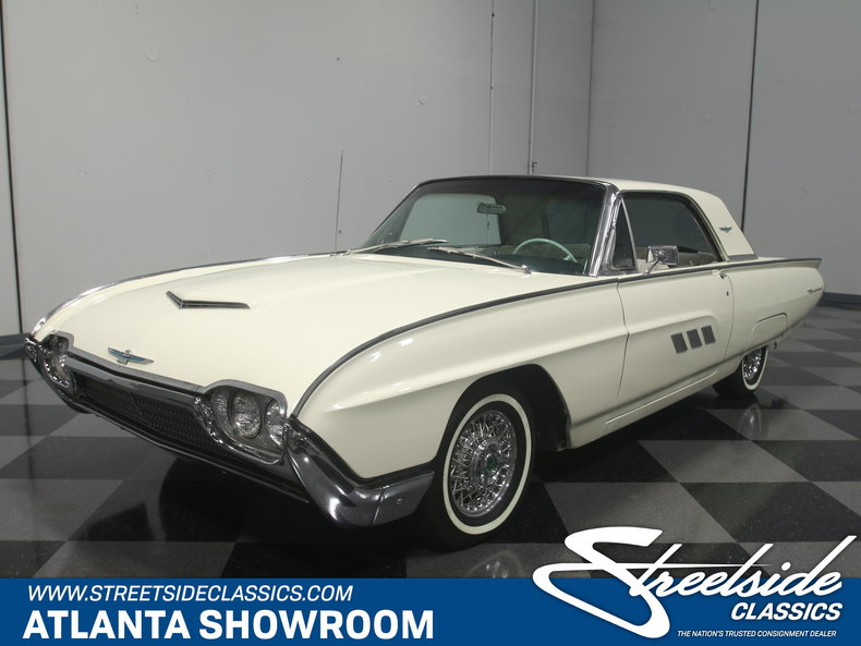 For Sale: 1963 Ford Thunderbird