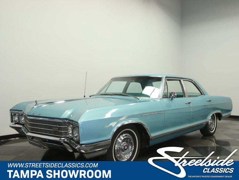 For Sale: 1966 Buick LeSabre