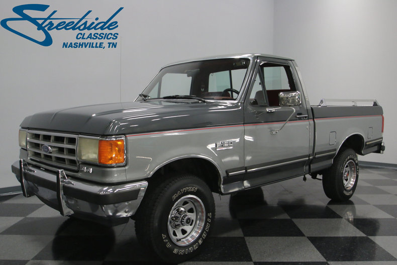 1988 ford f-150 | streetside classics - the nation's trusted classic