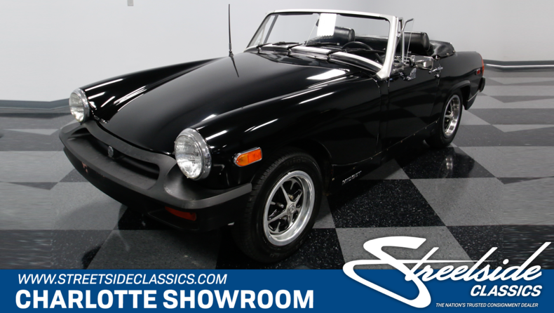 For Sale: 1978 MG Midget