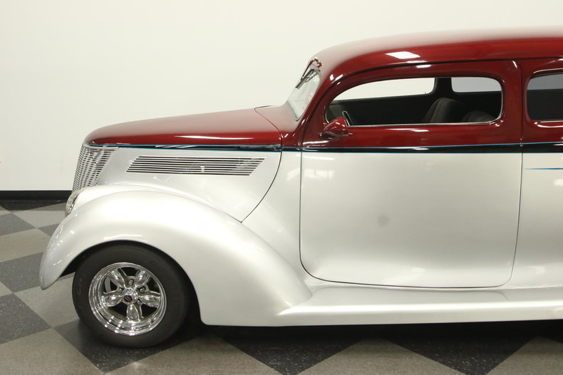 1937 ford 2 door sedan streetside classics classic for 1937 ford two door sedan