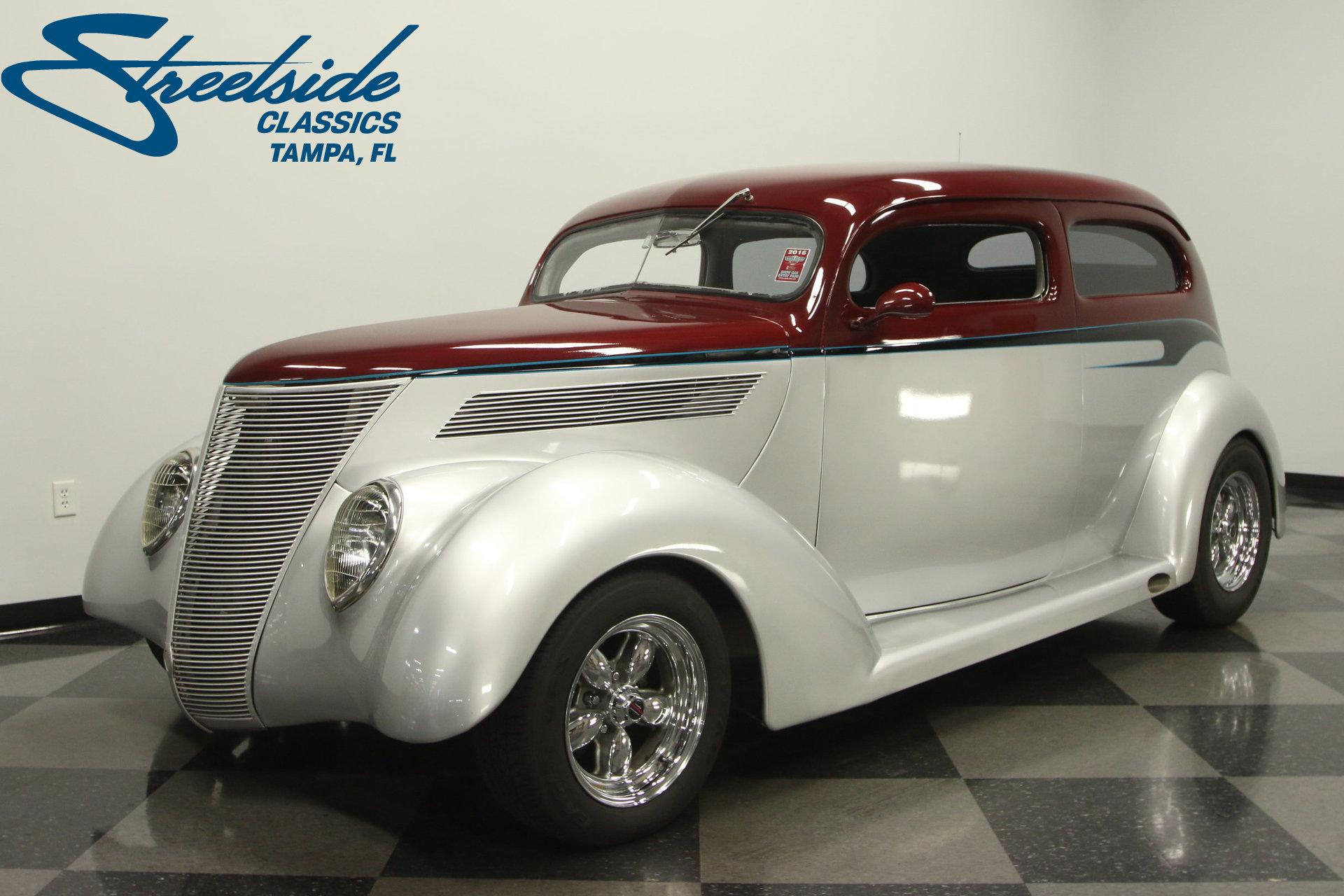1937 ford 2 door sedan streetside classics classic for 1937 ford 2 door sedan for sale