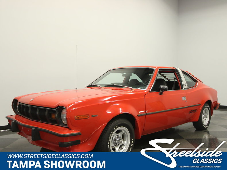 For Sale: 1977 AMC Hornet