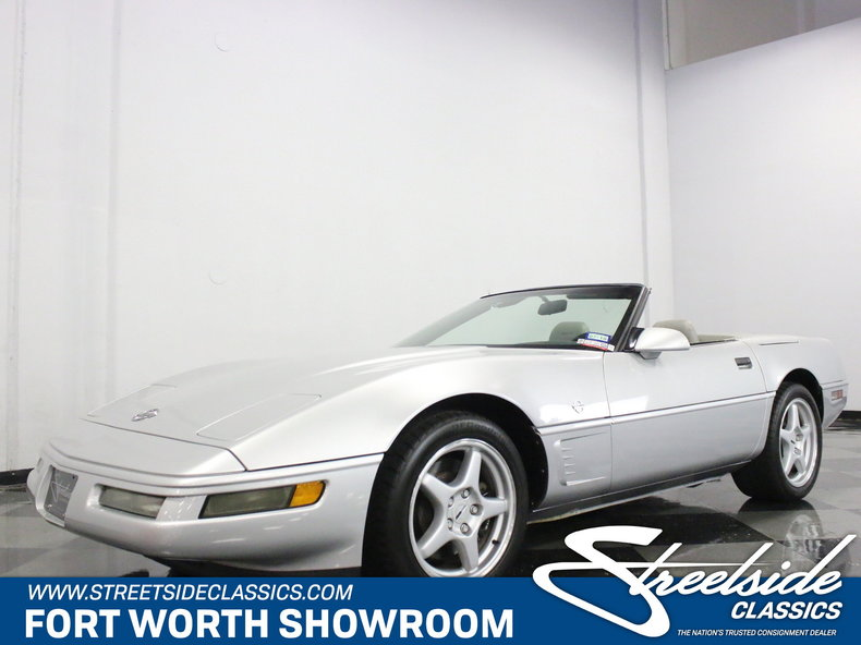 For Sale: 1996 Chevrolet Corvette