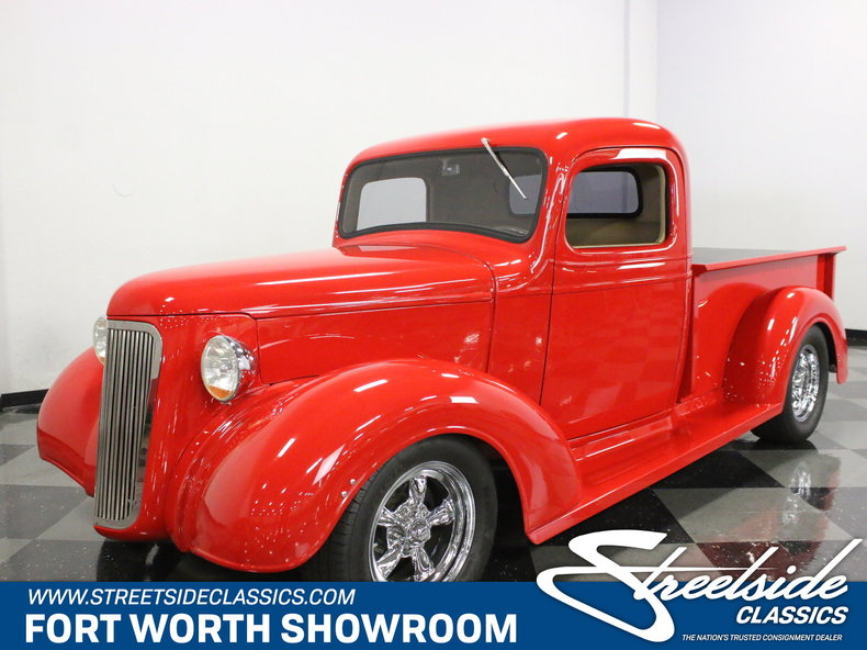 1937 Chevrolet 3 Window Pickup