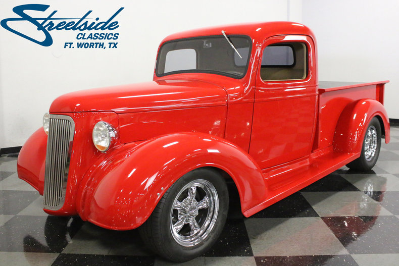 For Sale: 1937 Chevrolet 1/2 Ton Pickup