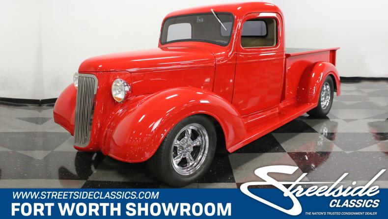 For Sale: 1937 Chevrolet 1/2 Ton Pickup