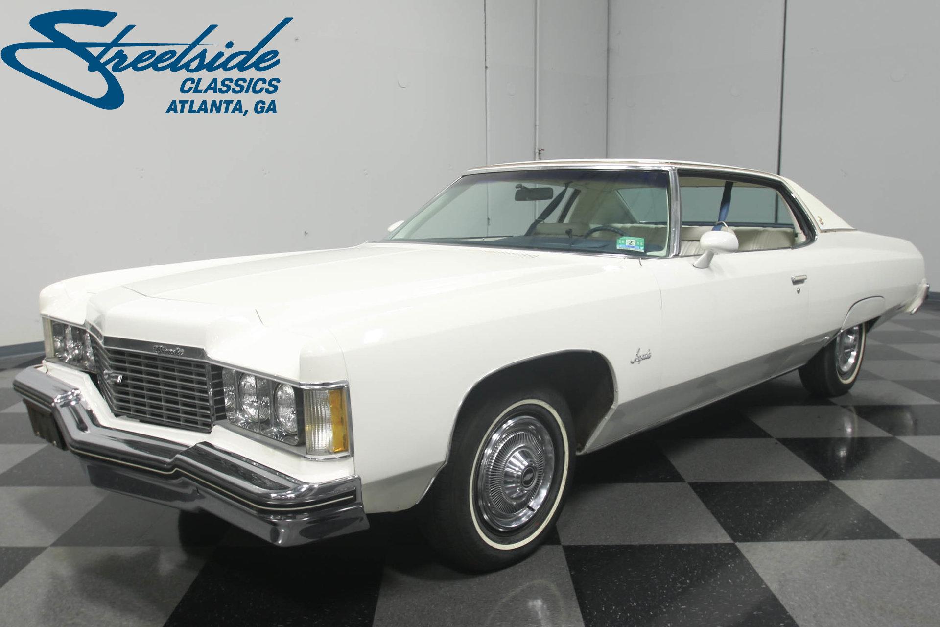 1974 Chevrolet Impala Streetside Classics The Nation S