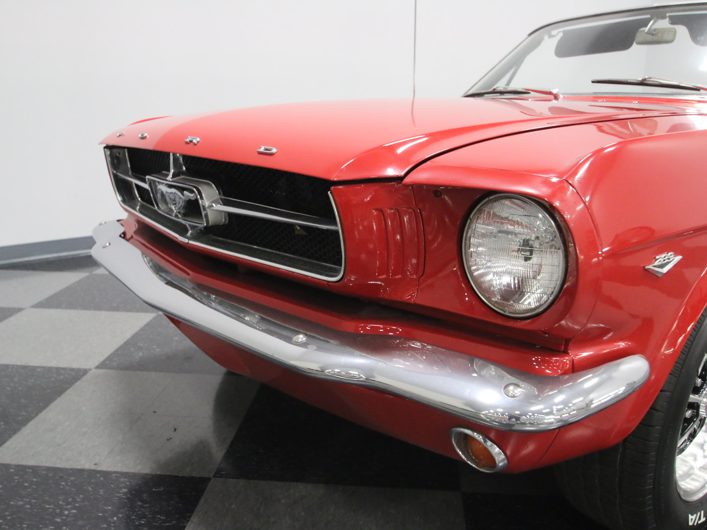 0008-PHX | 1965 Ford Mustang Convertible | Streetside Classics