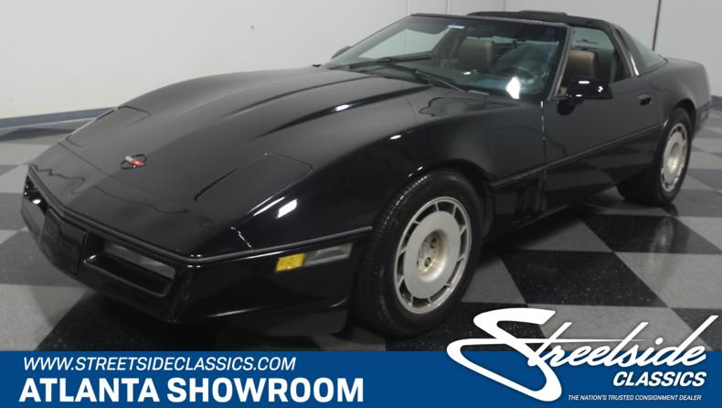 For Sale: 1986 Chevrolet Corvette