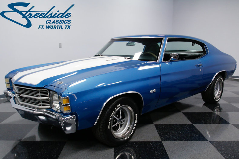 Dallas Auto Show >> 1971 Chevrolet Chevelle | Streetside Classics - The Nation's Trusted Classic Car Consignment Dealer