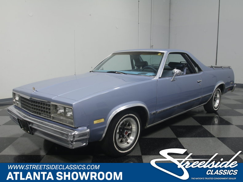 For Sale: 1984 Chevrolet El Camino