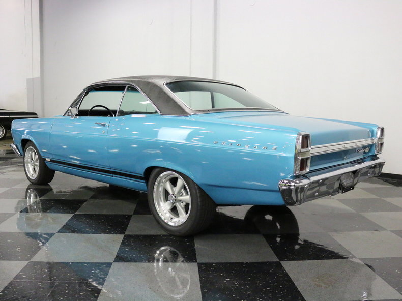 1967 Ford Fairlane Gta For Sale 61254 Mcg