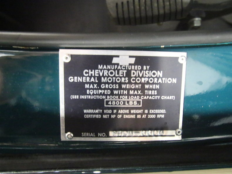 New Chevrolet Volt Inventory Nashville >> 1951 Chevrolet 3100 | Streetside Classics - The Nation's Trusted Classic Car Consignment Dealer