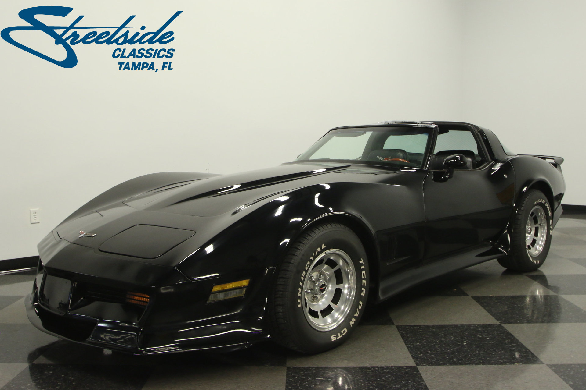 1980 chevrolet corvette streetside classics the nation 39 s trusted classic car consignment dealer. Black Bedroom Furniture Sets. Home Design Ideas