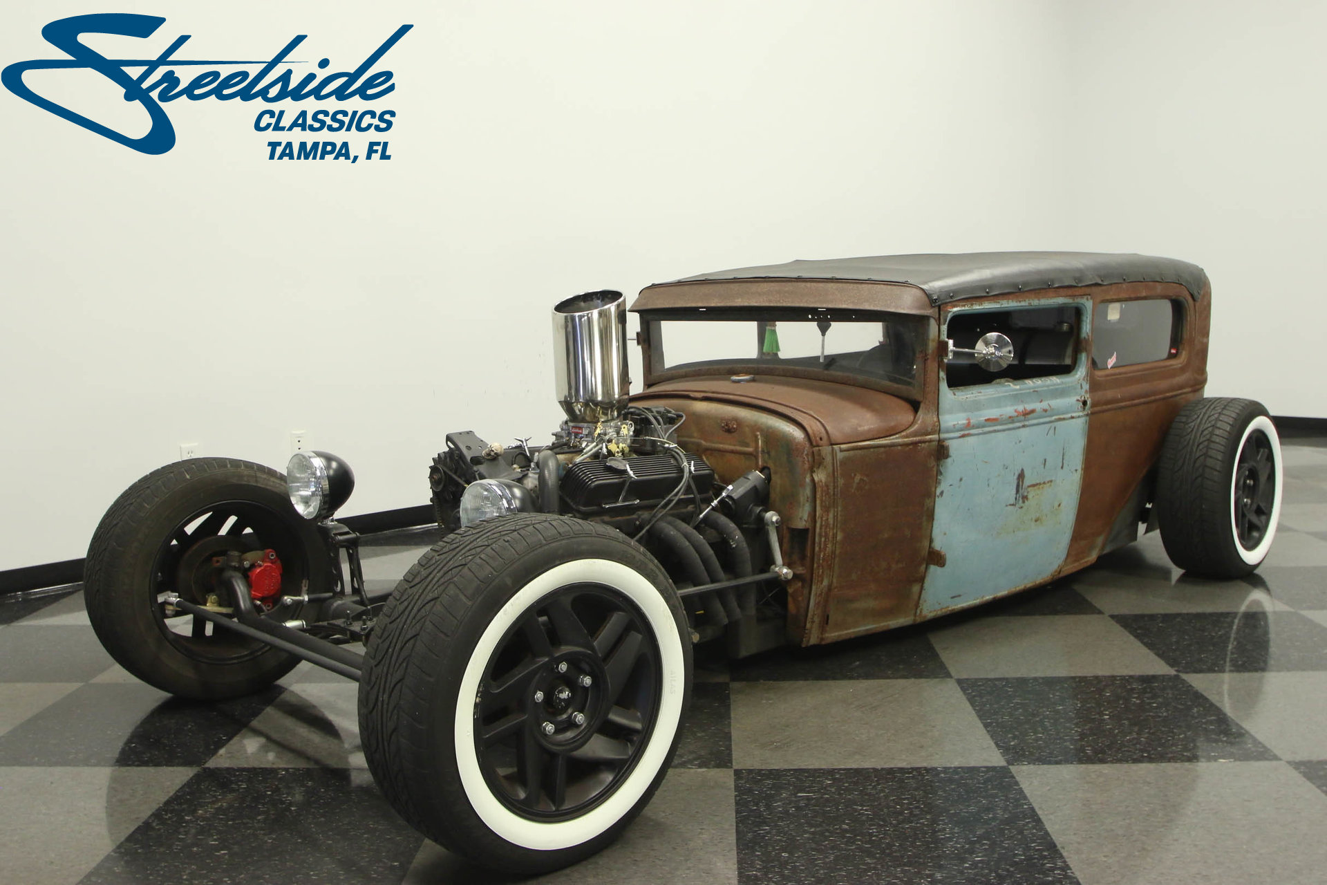 1930 Ford Rat Rod | Streetside Classics - The Nation\'s Trusted ...
