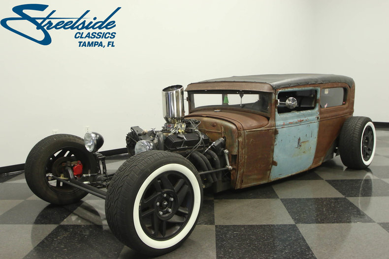 For Sale: 1930 Ford Rat Rod