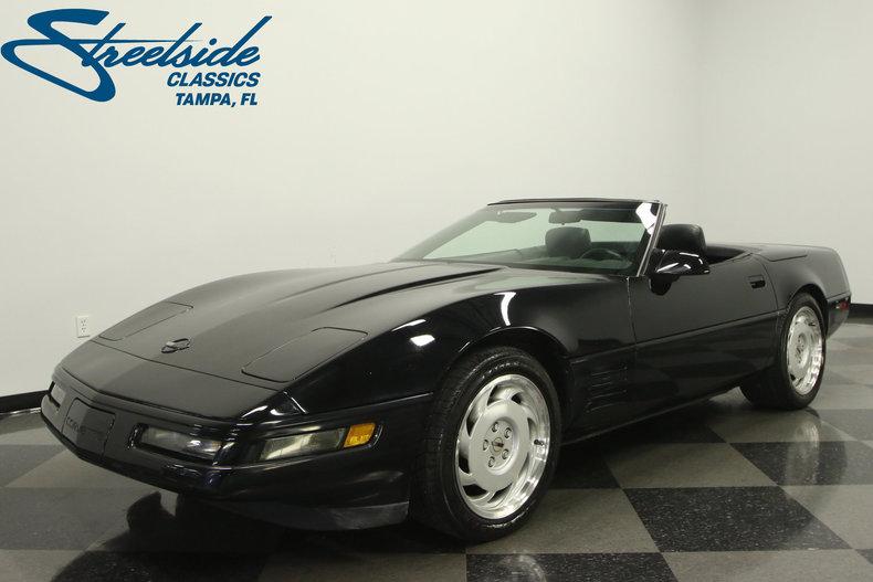 For Sale: 1991 Chevrolet Corvette