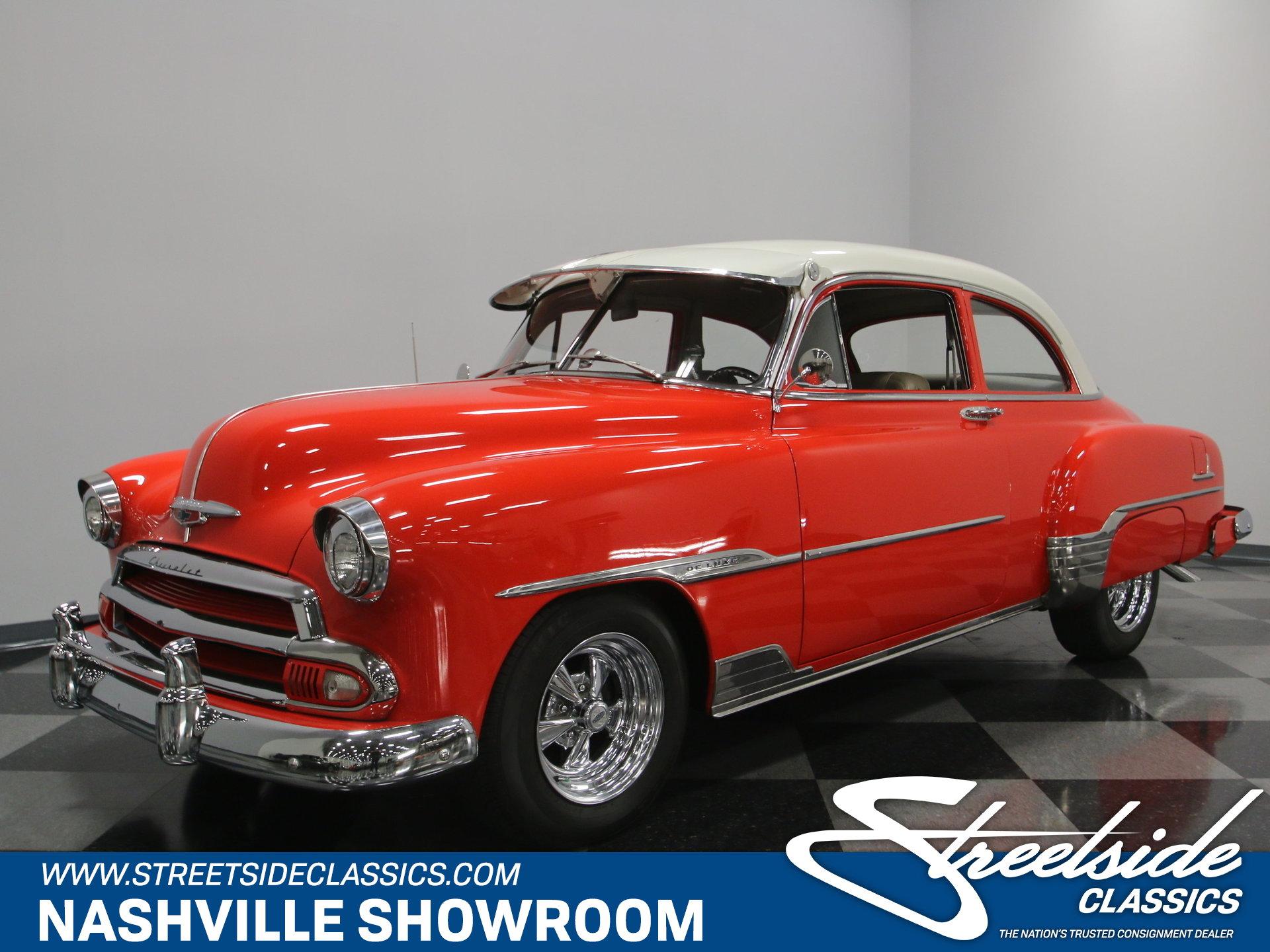 1951 Chevrolet Styleline Streetside Classics The Nations 2 Door Hardtop Play Video