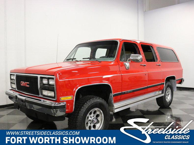 For Sale: 1989 GMC Suburban