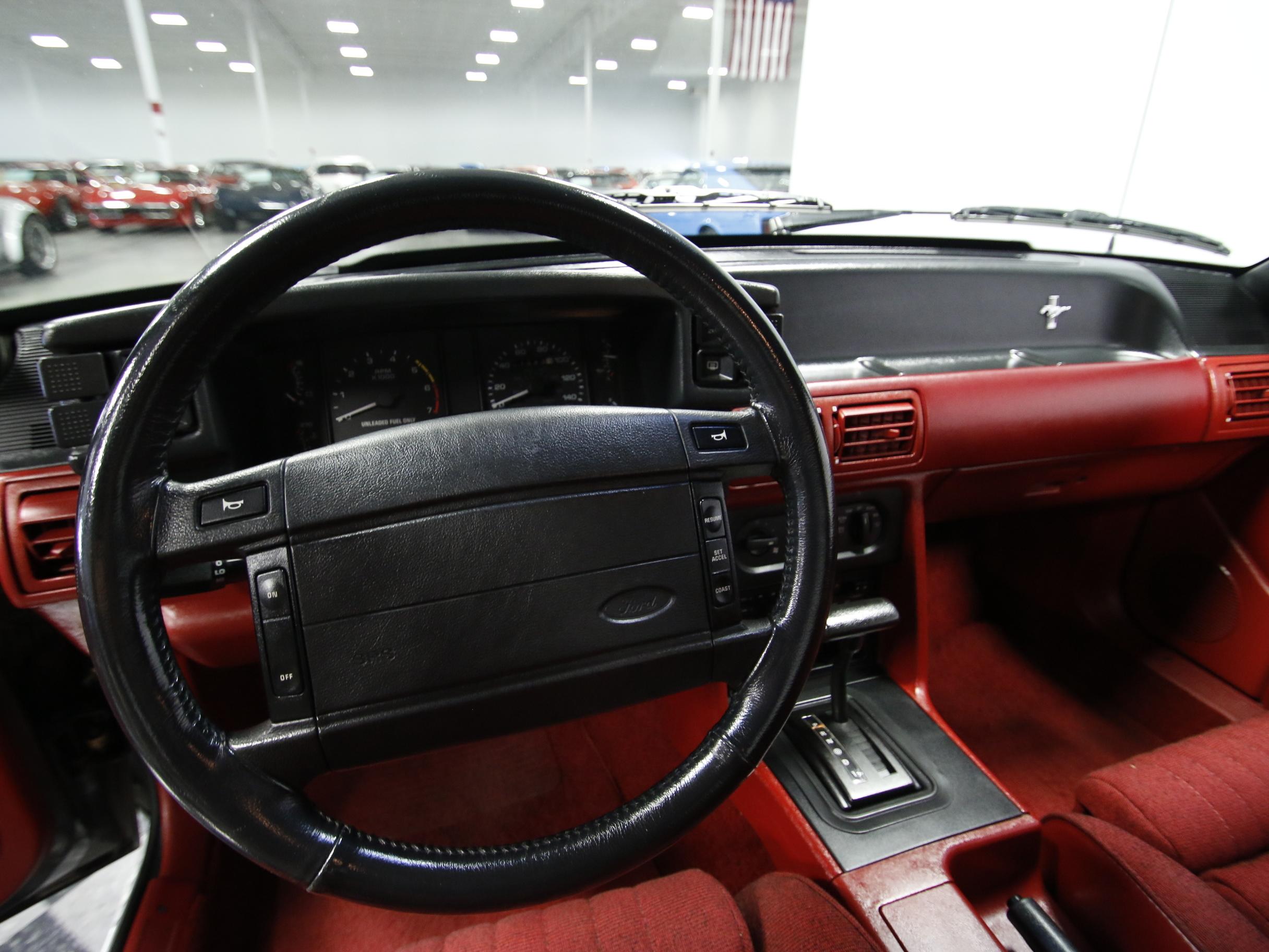 4159-CHA   1991 Ford Mustang GT   Streetside Classics