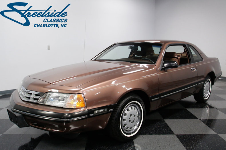 For Sale: 1988 Ford Thunderbird