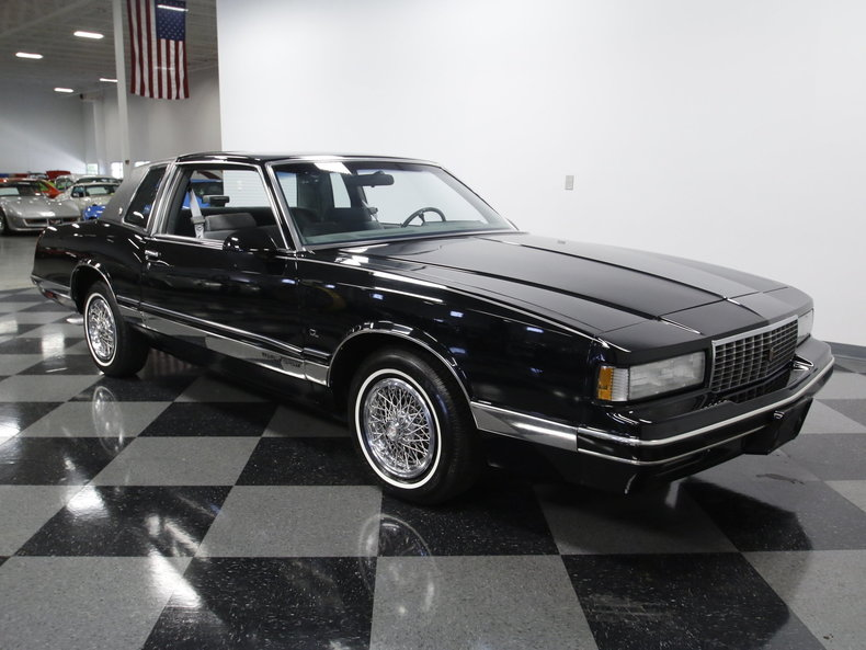 Phoenix Auto Sales >> 1986 Chevrolet Monte Carlo | Streetside Classics - The Nation's Trusted Classic Car Consignment ...