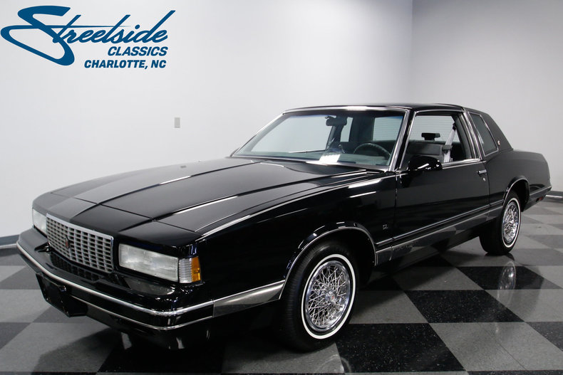 For Sale: 1986 Chevrolet Monte Carlo