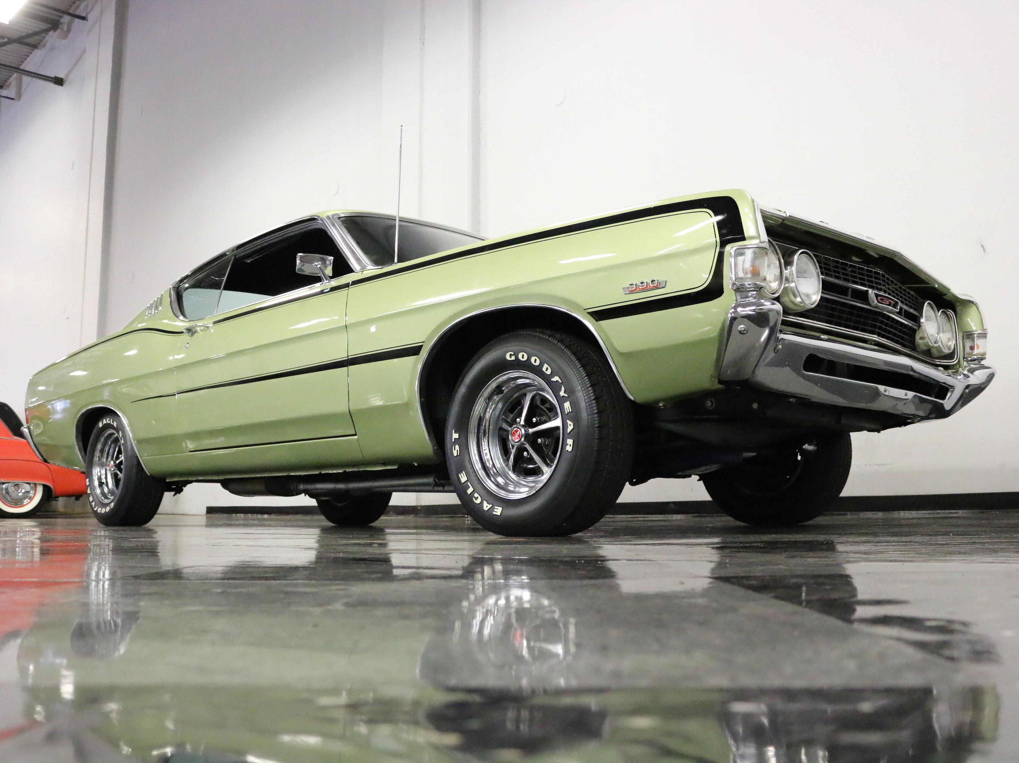 1968 Ford Torino GT | eBay