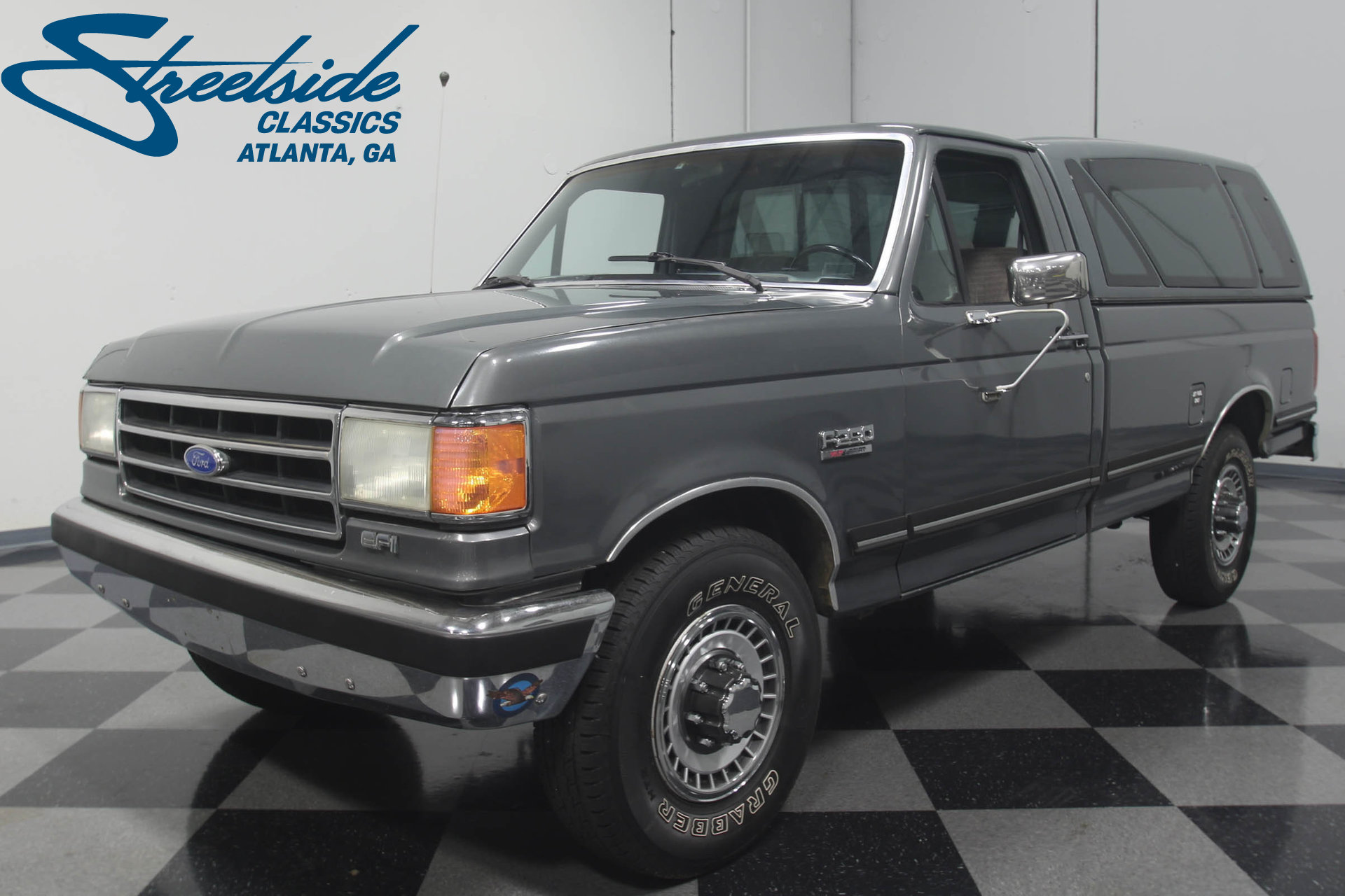 1990 ford f 250 streetside classics the nation 39 s trusted classic car consignment dealer. Black Bedroom Furniture Sets. Home Design Ideas