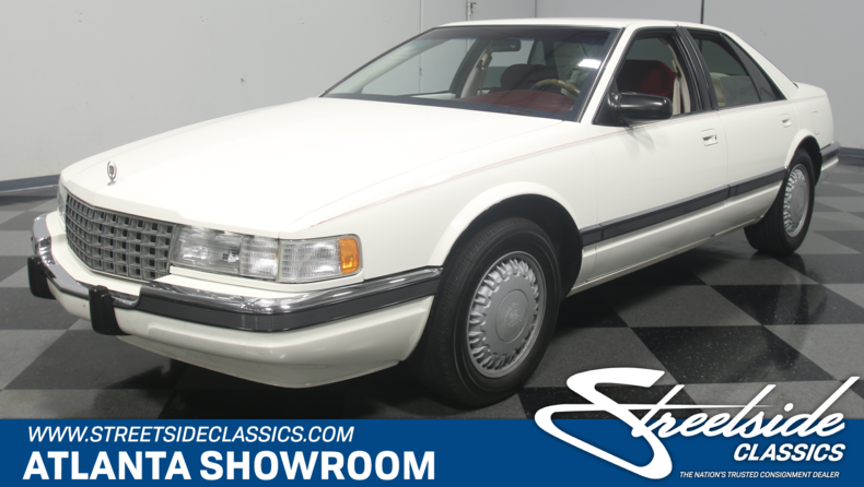 For Sale: 1992 Cadillac Seville