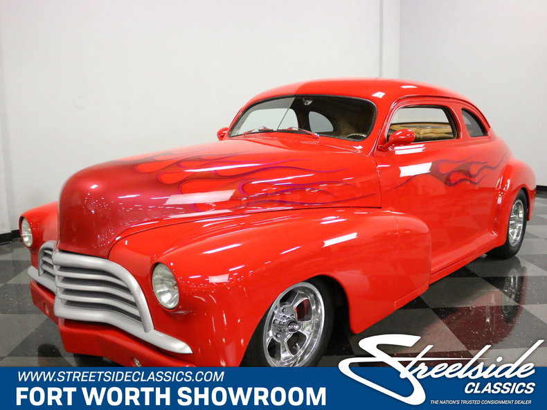 For Sale: 1948 Chevrolet Stylemaster