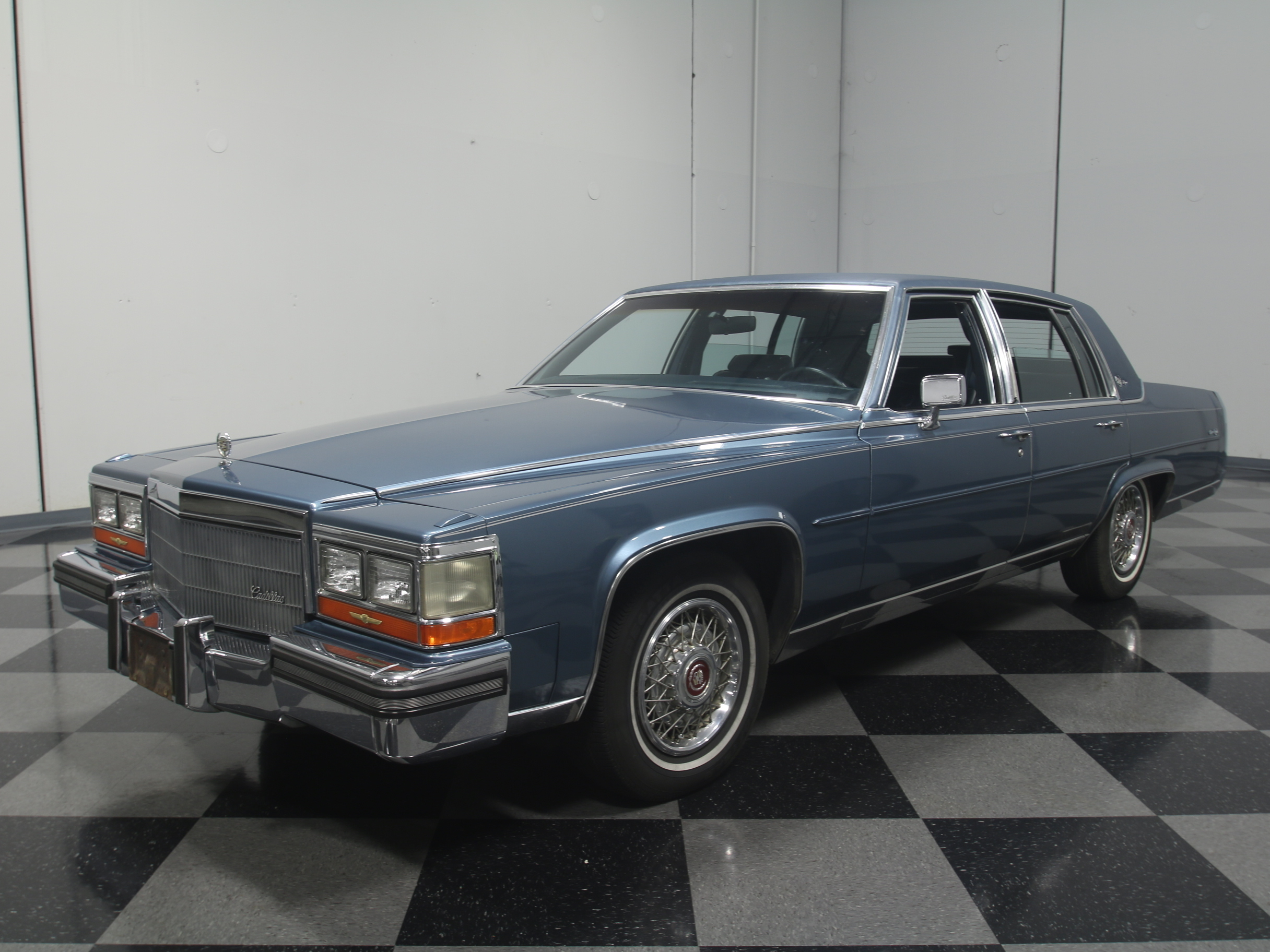 2018 cadillac brougham. exellent brougham 3797atl  1986 cadillac fleetwood brougham streetside classics with 2018 cadillac brougham